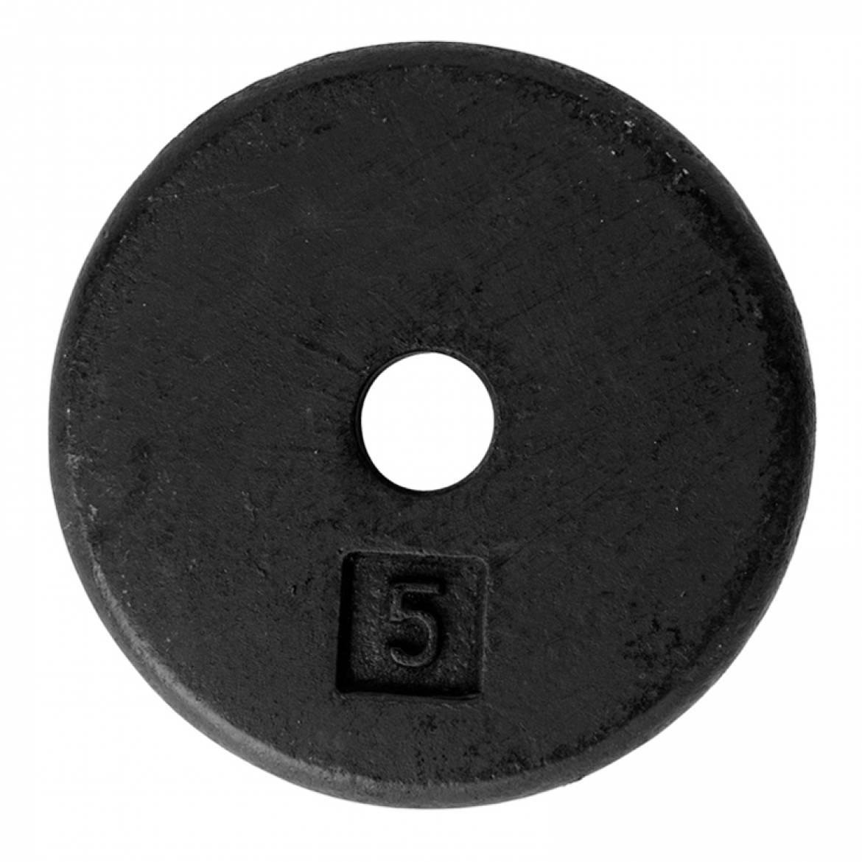 1″ Black