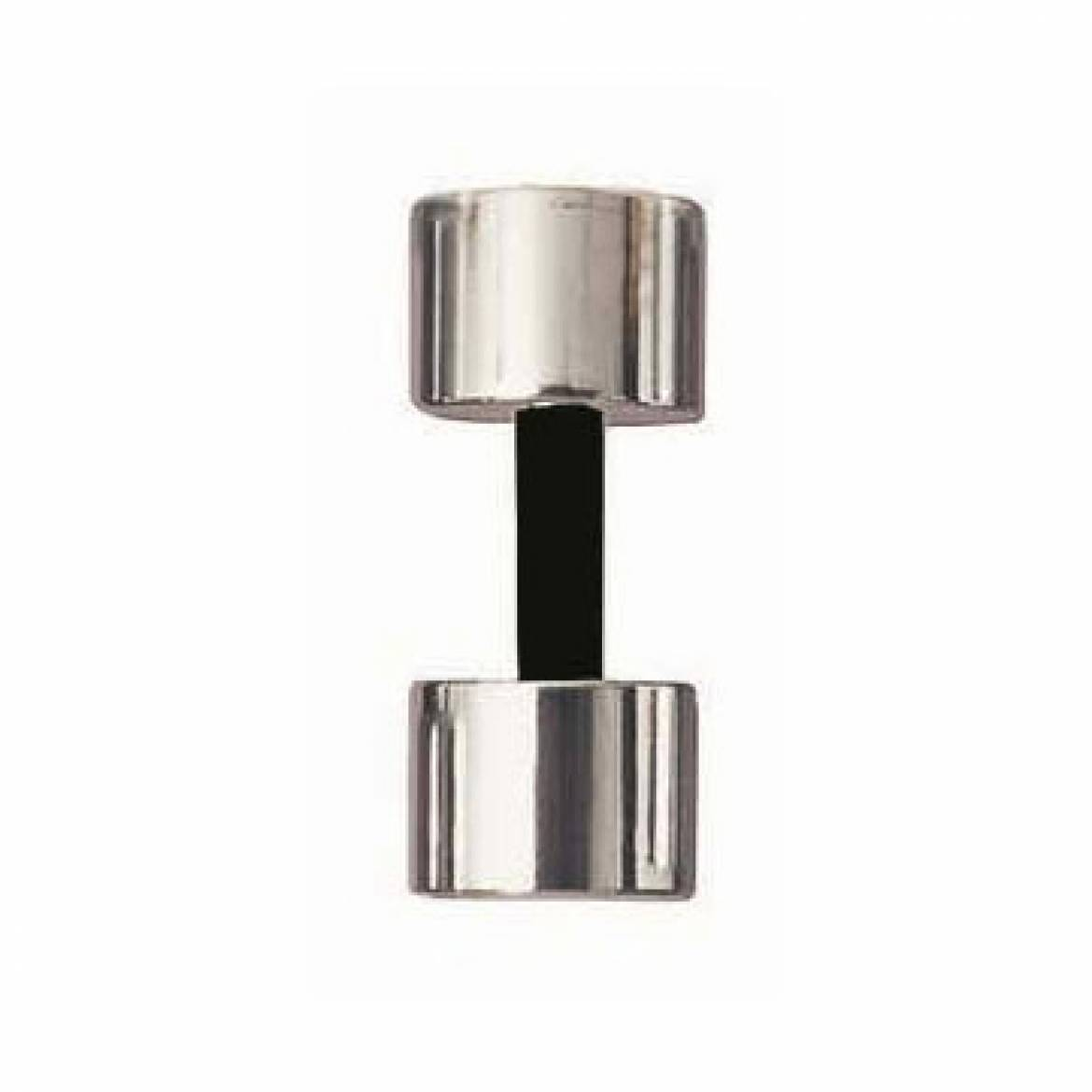 Foam Grip Chrome Plated Dumbbells